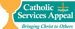 2011 Catholic Services Appeal logo FINAL