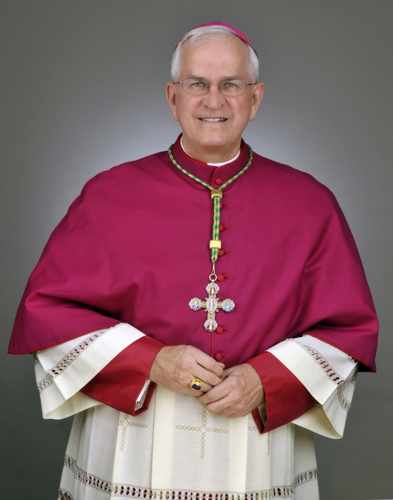 Archbishop of the Archdiocese of Louisville His Excellency Josep