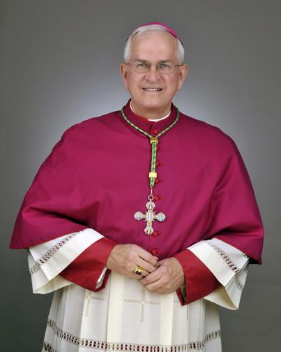 Archbishop Joseph E. Kurtz, D.D.