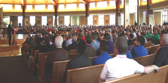 Catholic Men's Conference 2015