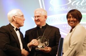 The 2015 Salute to Catholic School Alumni Dinner