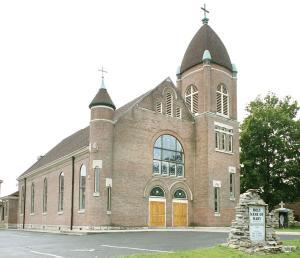 Holy Name of Mary Parish