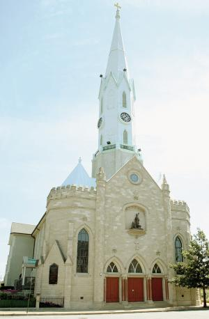 St. Martin of Tours Parish Louisville