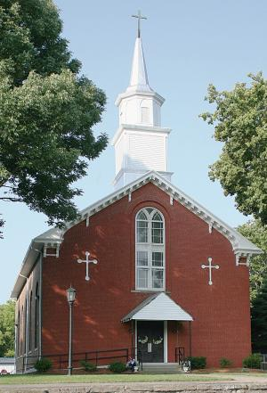 St. Michael Parish Fairfield
