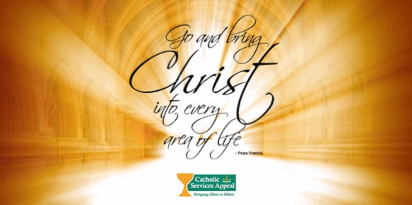 Catholic Services Appeal 2015